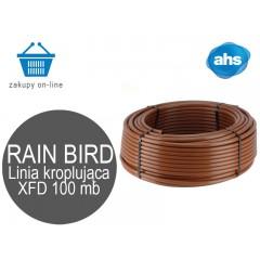 Linia kroplująca XFD Rain Bird 100 mb z komp. ciśnienia