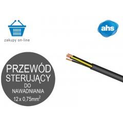 Przewód kabel sterujący 12x0,75mm2